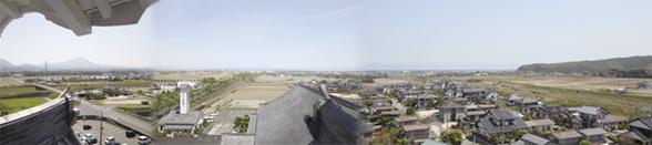 360°の大パノラマ